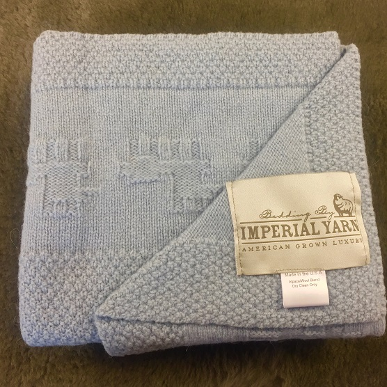 Royal Rendition Baby Blanket