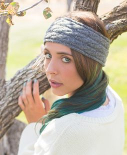 a47ad523f39 Alpaca Cabled Headband Our Cabled headband will become a go to for cold  days. All alpaca fiber and cotton is grown in the U.S.. All of our items…